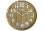 Leni Leni Wooden Framed Wall Clock