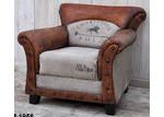 The Decor Store Harriet Polo Vintage Armchair