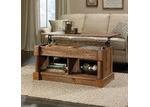 Sauder Vintage Oak Palladia Lift Top Coffee Table
