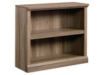 Sauder Salt-Finish Noomi 2 Shelf Bookcase
