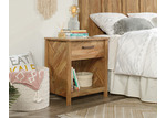 Sauder Cannery Bridge Bedside Table