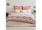 Kas Esra Cotton Quilt Cover Set