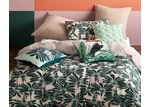 Kas Leolani Cotton Sateen Quilt Cover Set