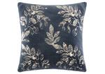 Kas Botanical Rosamund Square Velvet Cushion