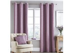 Accessorize Mauve Vermont Eyelet Curtains
