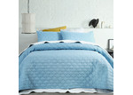 Accessorize Trellis Embossed Quilted Coverlet Set