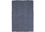 Lifestyle Floors Navy Artisan Contemporary Rug