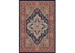 Lifestyle Floors Navy Prime Notes Rug