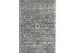 Lifestyle Floors Grey Atlas Classic Rug