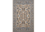 Lifestyle Floors Beige Morgen Classic Rug