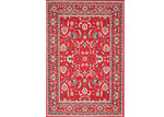 Lifestyle Floors Red Morgen Classic Rug