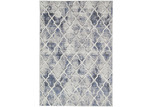 Lifestyle Floors Blue Clover Trellis Rug