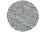 Lifestyle Floors Indigo Skandi Hand Woven Wool-Blend Round Rug