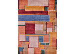Trendy Rugs Hand Knotted Multi Milas Rug