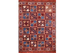 Trendy Rugs Hand Knotted Multi Fatsa Rug