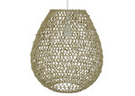 The Medford Collective Medium Teva Rattan Pendant Light