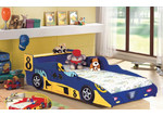 Second Tale F1 Racing Car Bed