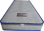 VIC Furniture Bedzone 2 Tone Fabric Pocket Spring Mattress