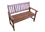 Woodlands Outdoor Furniture Cayo Largo 2 Seater Bench