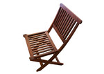 Woodlands Outdoor Furniture Island Folding Chair (Set of 2)