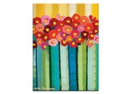 Our Artists' Collection Vintage Poppies by Anna Blatman Art Print on Canvas