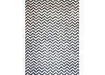 Ground Work Rugs Grey Parker Hand-Knotted Cotton Rug