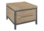Dodicci Pullman 1 Drawer Lamp Table