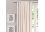 Home Living Classic Single Panel Concealed Tab Top Curtain