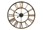 Lexington Home 60cm Copper Trafalgar Metal Wall Clock