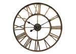 Lexington Home 60cm Copper Trafalgar Metal Wall Clock