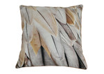 Rovan Feathers Cotton Cushion