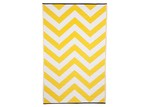 Home & Lifestyle Laguna Yellow Rug
