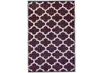 Home & Lifestyle Tangier Plum Rug