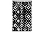 Home & Lifestyle Monochrome Lhasa Reversible Rug