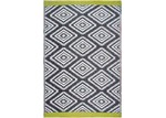 Home & Lifestyle Grey Valencia Outdoor Rug