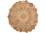 Home & Lifestyle Marigold Round Jute Rug