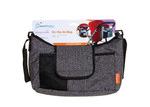 Dreambaby Grey Stroller Organiser Bag