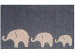 Doormat Designs Elephants Doormat