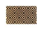 Doormat Designs Classic Diamond Long Coir Doormat