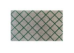 Doormat Designs Green Trellis Coir Doormat