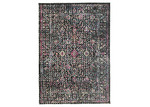 Dotts Rugs Anthracite & Pink Eastern Way Vintage-Style Rug