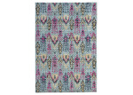 Dotts Rugs Blue & Anthracite Eastern Way Vintage-Style Rug