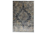 Dotts Rugs Black Cavalli Power-Loomed Rug
