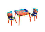 Worlds Apart Cars Table & 2 Chairs