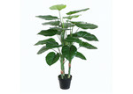 Global Gatherings Potted Faux Pothos Tree
