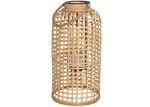 Global Gatherings Tall Hendrix Bamboo Lantern