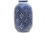 Global Gatherings Tesla Ceramic Flower Vase
