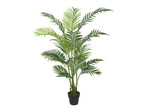Global Gatherings 160cm Potted Faux Areca Palm Plant