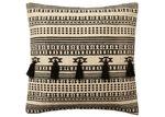 Linea Furniture Aztec Print Tara Cotton Cushion