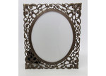 MS Homewares Victoria Filigree Photo Frame